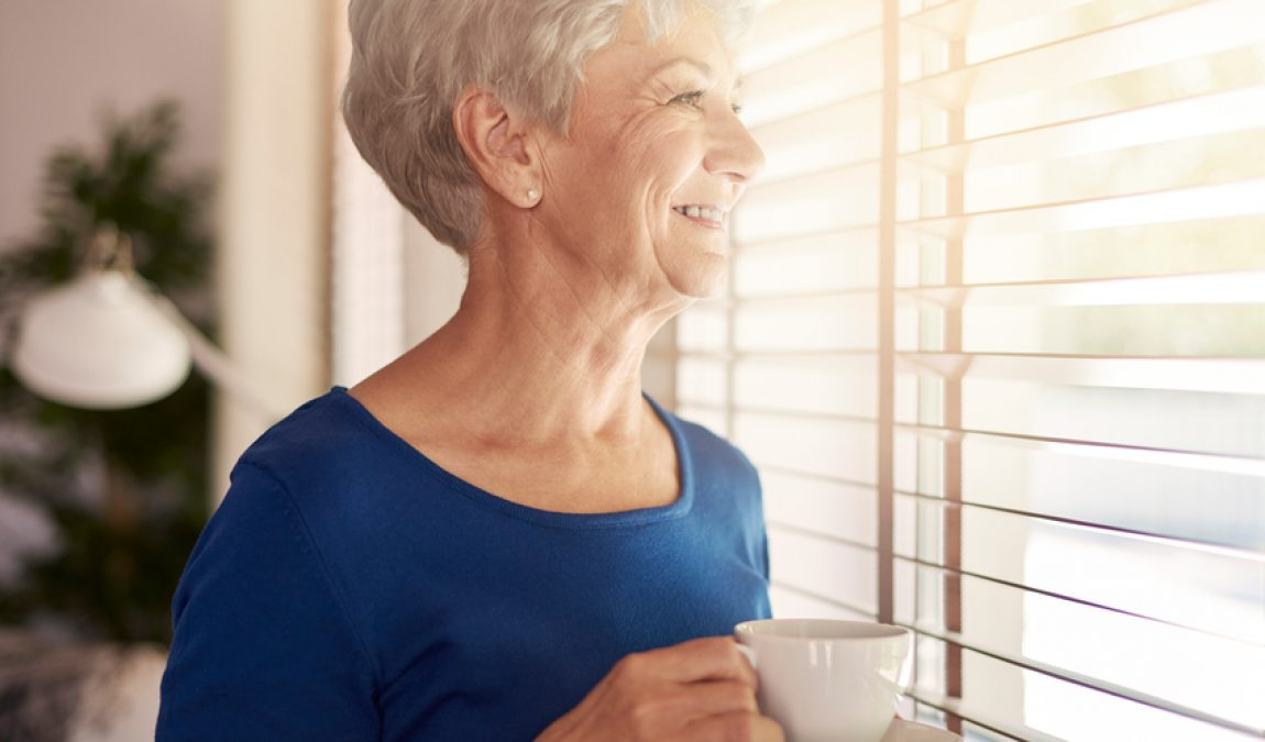 Motorized Blinds and Shades Benefits Seniors and the Disabled