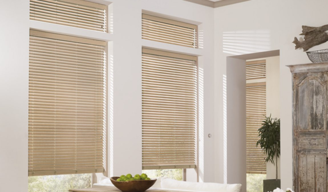 Why You Should Choose Real Wood Blinds vs. Faux-Wood Blinds