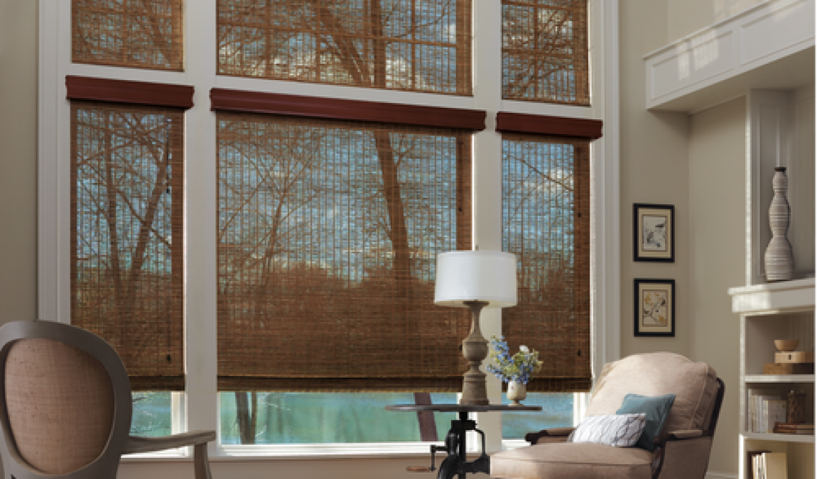 Why Bamboo Shades Are an Excellent Window Covering