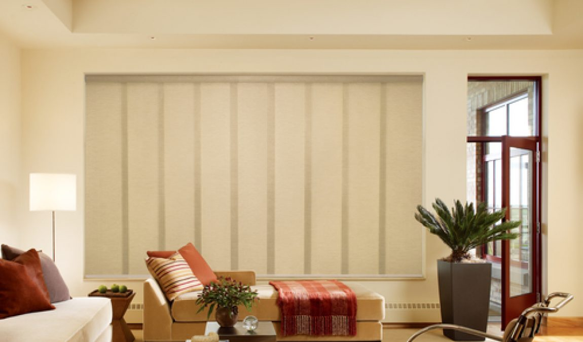 Vertical Blinds: Here's Why They Are Still In Style