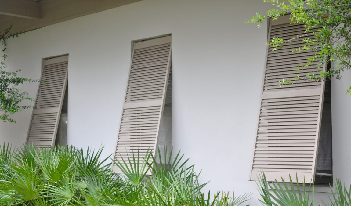 Exterior Shutters: Beauty Meets Functionality