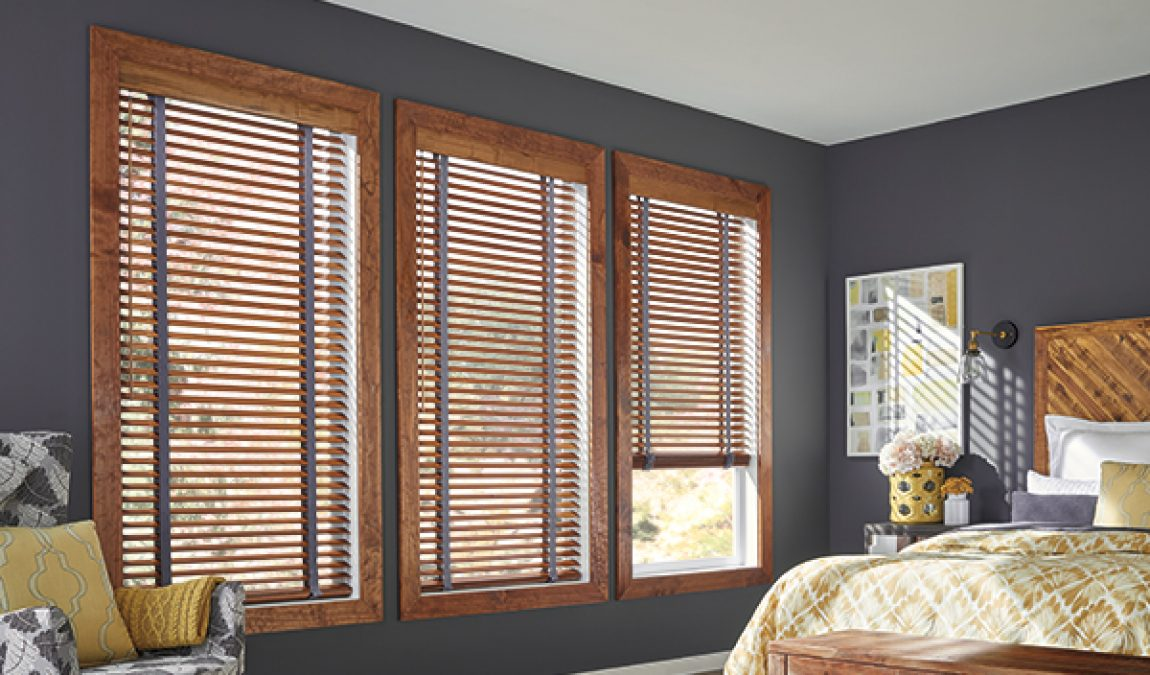 Product Spotlight: Wood Blinds by Graber