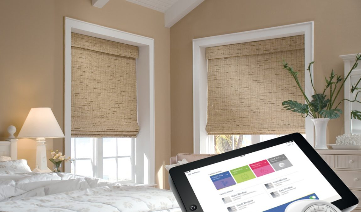 Smart Blinds and Shades Make Life Simply Easier