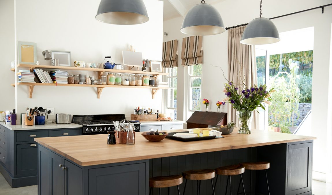 Stylish & Functional: the Best Window Treatment Options for Your Kitchen
